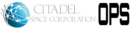 Citadel Space Corporation Operations Management